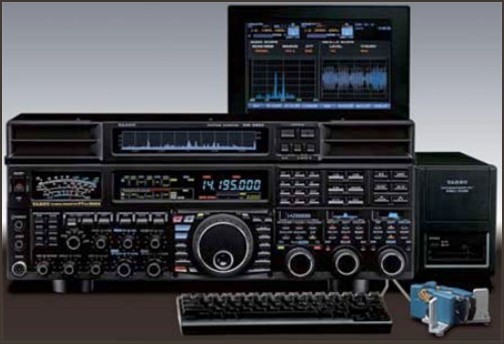 HF TRCVR Yeasu FT dx 5000